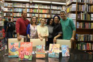 Domingo de Ler e Brincar na Liv Martins Fontes da Paulista
