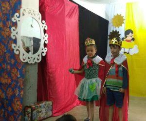 O rei e a rainha de Garanhuns