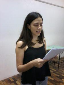 Claudia Bronca biografia ancestral