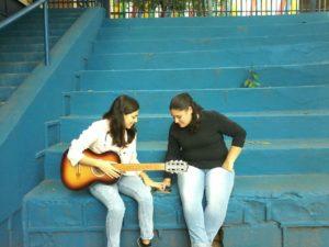 Claudia e Eduarda 2