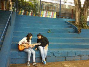 Claudia e Eduarda 3