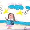 Ilustrando Ler é Minha Praia