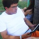 adulto lendo