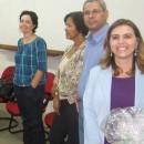 Claudia Lins Leonardo Pimentel e Simone autores do Trem das 10