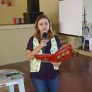 Claudia Lins fala para educadores sertanejos