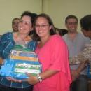 Coordenadora do projeto Simone Cavalcante e diretora
