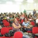 Diretoras e educadores participaram da entrega de livros