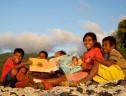 Crianças do Timor-Leste, próxima realidade documentada pelo Encontros
