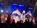 Show de abertura da Jornada com Cia de Teatro Livro Aberto, de Petrópolis