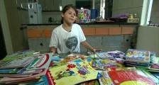 menina-dispensa-festa-de-aniversario-para-doar-livros-criancas-carentes
