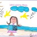 Gabriela do 3º  B ilustrou