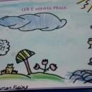 Ilustração de aluna do #º A