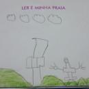 ilustração de aluno do 3º ano Fundamental