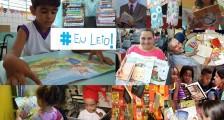 campanha Eu Leio versão menor