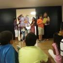 11 Grupos se apresentam no jogo CASTELO ILUSTRADO