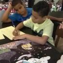 4 Pensando juntos, a escrita de histórias no jogo do Castelo Ilustrado