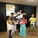 6 Equipe apresentando sua história no CASTELO ILUSTRADO