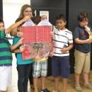 9 Montando o quebra-cabeças do CASTELO ILUSTRADO