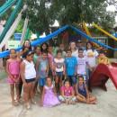 Pátio da Escola Oásis, em Palmeira dos ìndios