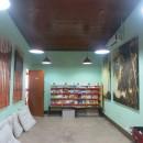 Sala de Leitura pronta para receber as crianças