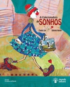 A COLECIONADORA DE SONHOS CAPA